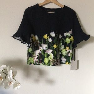 Victoria Beckham for Target flower top